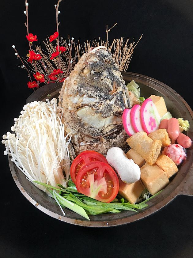 砂鍋魚頭 1